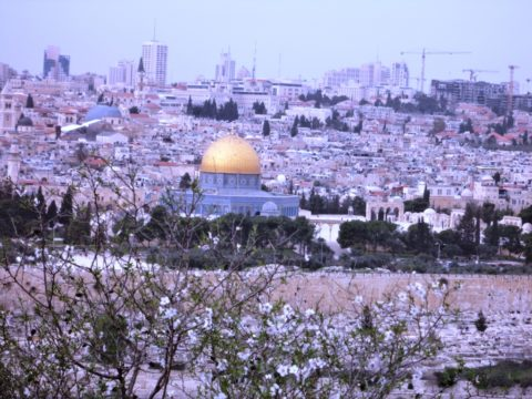 Unicul Yerushalayim – Vechiul oraș